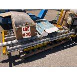 STEEL TAILOR PORTABLE PLASMA, S/N 25127432-011, 5' X 10' TABLE