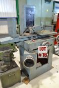UNITEK SURFACE GRINDER, MODEL STP-20, S/N 6120, NO CHUCK, HYDRAULIC UNIT NOT INCLUDED