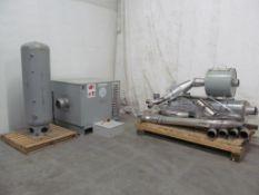 HENLEX HEAVY DUTY AIR TRANSFER UNIT, MODEL HT24CAB-HT25HS- LOCATION - HAWKESBURY, ONTARIO