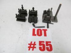 3'' HIGH QUICK CHANGE TOOLPOST - LOCATION - HAWKESBURY, ONTARIO