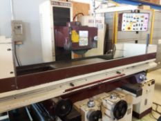 HYDRAULIC SURFACE GRINDER, MODEL CHEVALIER FSG-1632 AD LOCATION: MONTREAL AREA