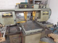 HORIZONTAL BANDSAW MODEL HYD-MEC MODEL S-20, S/N: 60998846, LOCATION: MONTREAL AREA