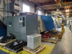 "CNC LATHE MODEL VDF N800-NC1, S/N: 1116.6018.09, SWING 46"" X CENTERS 80"" LOCATION: MONTREAL AREA"