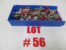 ASSORTED TOGGLE CLAMPS - LOCATION - HAWKESBURY, ONTARIO