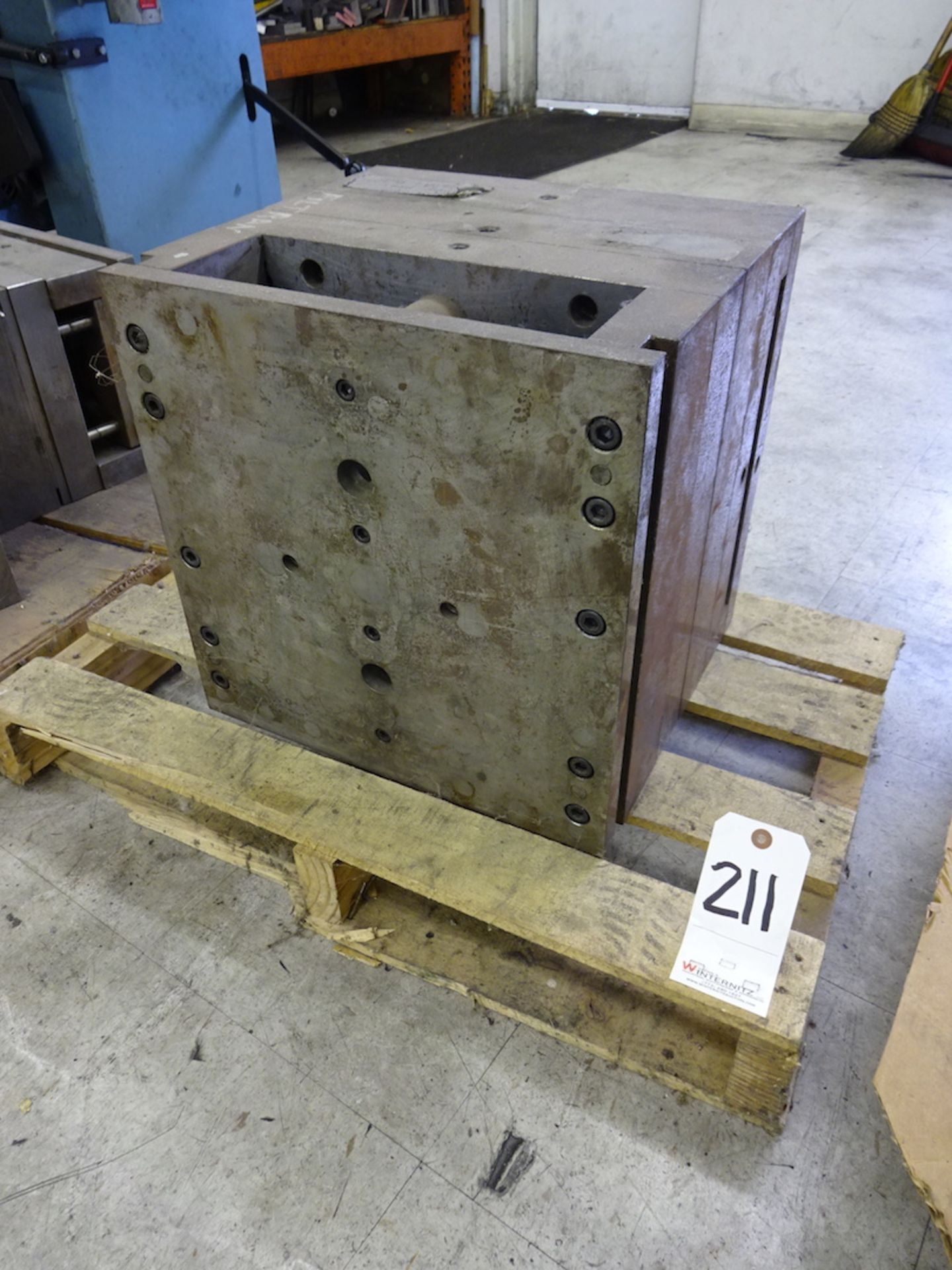 Lot 211 - Plastic Injection Mold