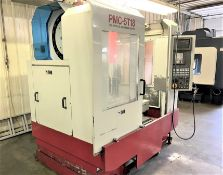 (1997) Excel Model PMC5-T18 Vertical Machining Center, S/N ES5T0587, Equipped with: Fanuc 21M CNC