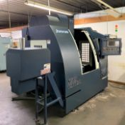 "(2005) Johnford Model SV-32P 3 Axis Vertical Machining Center S/n MLA5549 , 32"" x 20"" x 24"", 24 ATC"