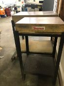 "Starrett Granite Surface Plate 24"" x 36"" x 6"""