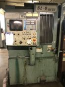 Mori Seiki Model SL-OH CNC Lathe, S/N 1228. Equipped with Yasnac CNC Control
