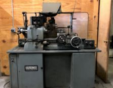 Hardinge Model HC Precision Chucking Lathe. S/n #HC 6905 T