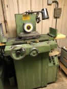 "DoALL 6"" x 12"" Hand Feed Surface Grinder. S/n 355-80531. Equipped With Permanent Magnetic Chuck"