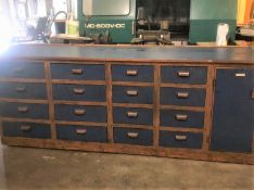 Shop Cabinet 16 Drawer