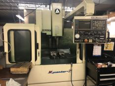 (1991) Kitamura Model MYCENTER 2 Vertical Machining Center S/n 10761 With Fanuc 0M CNC