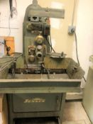 Sunnen Model MBB1650 Horizontal Honing Machine. S/N 50105 Manual Stroke