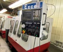 (1997) Excel Model 510 Vertical Machining Center S/n ES50893T, 18 ATC, Fanuc 0iM CNC