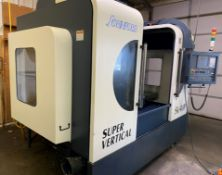 (2007) Johnford Model SV-40P 3 Axis Vertical Machining Center S/n MLB7408