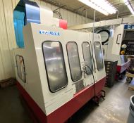 (1997) Excel Model 510 Excel Model 510 Vertical Machining Center S/n ES508237, Eq With Fanuc 0iM CNC