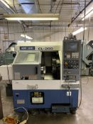 (1997) Mori Seiki Model CL-200A 2 Axis CNC Lathe S/n , MSC803 CNC