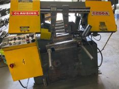 Clausing Model C250A Horizontal Band Saw