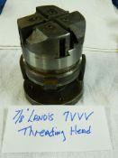 """7/8"""" LANDIS BOLT + PIPE THREADING HEAD, SER# 7VVV"""