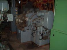 GARDENER 2H30 HORZ. OPPOSED DISC GRINDER, MFG-1956, SER# 2719, 2ea. 25Hp Motors,Ferris Wheel Feed