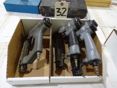 LOT: (2) Supco Model F-32X Pneumatic Finish Nailers