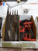 LOT: Allen Wrenches / Hex Keys