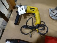 Dewalt Model DW245 1/2 in. VSR Electric Drill