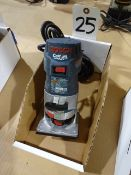 Bosch Model PR10E Colt 1 HP Palm Router