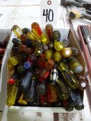 LOT: Screw Drivers