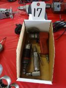 LOT: Assorted Pneumatic Tools