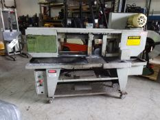 DoAll Model C916 Horizontal Metal Cutting Band Saw, S/N 438-861098 (1986)