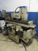 Okamoto 12 in. x 24 in. Model ACC124N Hydraulic Surface Grinder, S/N 7670 (1989), Walker Smart Chuck