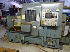 Mori Seiki Model SL-4C CNC Turning Center, S/N 2166 (1988), Fanuc 10-T Control, Tailstock, 12 in.