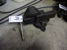 Morgan 4 in. Bench Vise