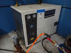 Aircel Model SC-15 Refrigerated Compressed Air Dryer, S/N RITEGJ1111, 200 PSIG Max. Pressure, 60