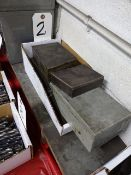 LOT: (3) Drill Indexes, with Drills