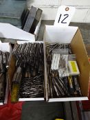 LOT: Assorted Taps in (2) Boxes