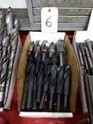 LOT: Assorted Shank Drills