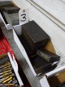 LOT: (5) Assorted Drill Indexes, with Drills
