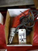 Milwaukee 1/2 in. Heavy Duty Electric Drill