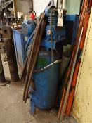 Emglo 1.5 HP Tank Mounted Vertical Air Compressor