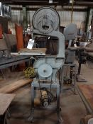 DELTA 14 IN. DOUBLE DUTY VERTICAL BAND SAW
