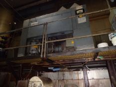 Atlas Copco 100 HP Model GA75 Rotary Screw Air Compressor