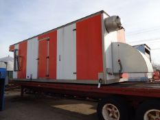 Dynamics Corporation of America Fermont Division Generator Housing, S/N PP50-312-7_