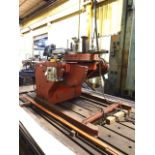 Ransome 3000 lb. Size 30 Welding Positioner, S/N 7270