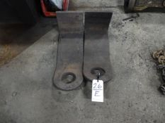 LOT: (2) Plate Lifters