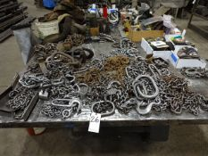 LOT: Assorted Lifting Chains & Slings