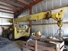 PETTIBONE MODEL 30 MOBILE CRANE, S/N 27.8.A.4358 (SOUTH BELOIT)