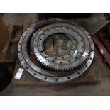 LOT: Assorted Machine Parts, Gears, Electric Motors, etc.